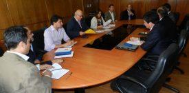 Pymes madereras dialogan con ministro de Agricultura sobre sus desafíos y problemáticas