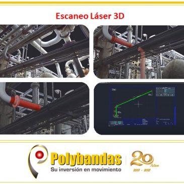 """¿Sabías que con un servicio de escaneo se puede generar documentación dimensional de plantas y equipos en 3D, así como también generar planos """"as built"""" ?."""