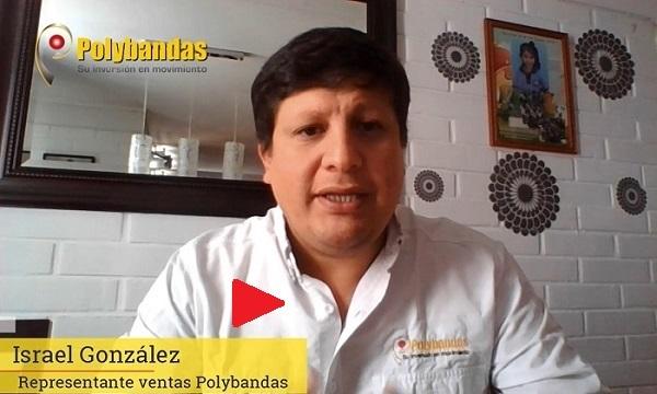 Israel González invita a visitar el canal digital