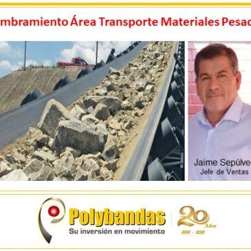 Nombramiento: Jaime Sepúlveda B.  /  Jefe de Ventas área TMP