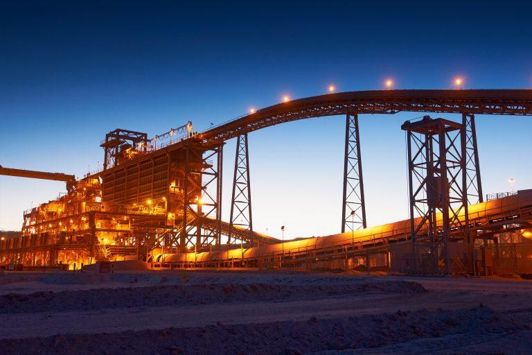 Las principales mineras operaron con normalidad durante el paro