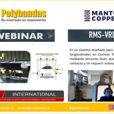 Webinar Mantos Copper
